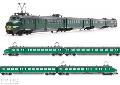 Artitec NS Hondekop 4 Nr. 770 - L-sein, 1960-1965