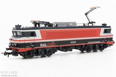 "Roco 79688 RailLogix E-lok 1618 ""Captrain NL"" AC"
