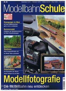 Modeleisenbahner-Modellbahn-Schule-Modellfotografie