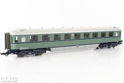 Roco 64998-2 NS Plan D rijtuig 3e klas Turquoise 1:87 H0