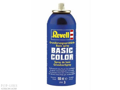 "Revell 39804 Basic Color Spray ""Wit"""