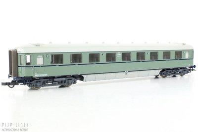 Roco 64997-2 NS Plan D rijtuig 3e klas Turquoise 1:87 H0