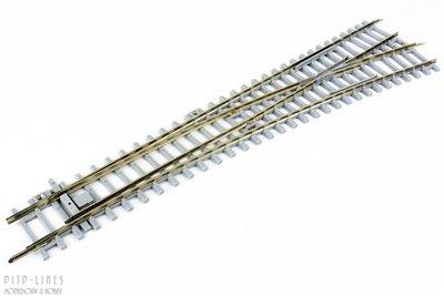 Piko 55171 Wissel rechts met beton dwarsliggers 15° 239mm