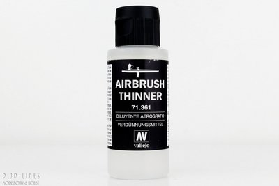 Vallejo 71361 Airbrush Thinner 60ml