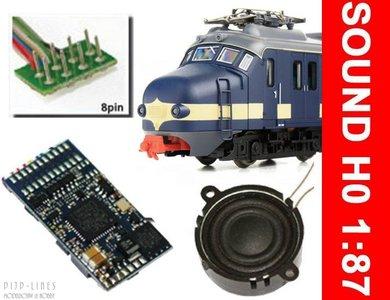 "Artitec 89.410 ESU V4.0 LokSound decoder NS Hondekop ""NEM652"""