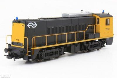 "Piko PI2240 NS Diesellocomotief 2240 ""Railhobby jubileum"""