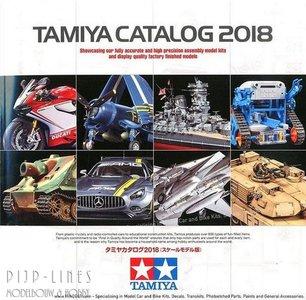 "Tamiya Catalogus 2018 ""plastic modelbouw"""