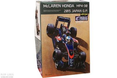 Ebbro 015-4800 McLaren Honda MP4-30 2015 1:20