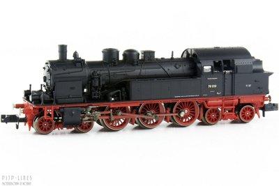 Fleischmann 707582 DRG Stoomlocomotief BR 78.0-5 1:160 N