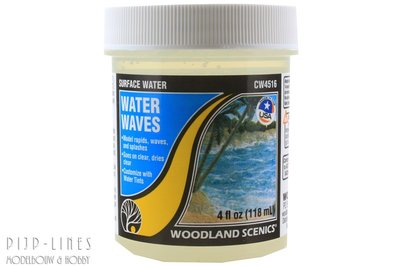 Woodland CW4516 Water Waves