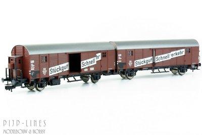 Fleischmann 530603 DB Stückgut Schnell verkehr Type Gllh12