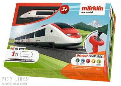"Marklin 29335 Märklín my world startset ""Zwitserse sneltrein"""