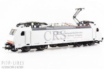 Piko 59956 CRS-Rail TRAXX BR 186 239 1:87 H0