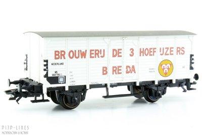 Marklin 48772 NS gesloten wagon Brouwerij de 3 Hoefijzers