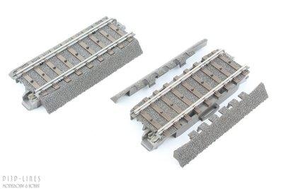 Marklin 24071 Marklin C-Rails rechte rails 70,8 mm