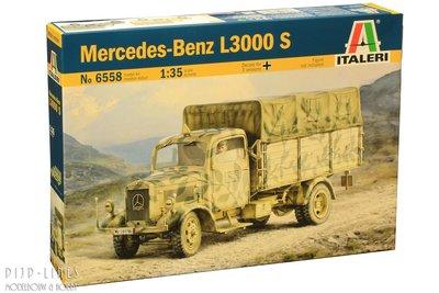 Italeri 6558 Mercedes-Benz L3000S 1:35