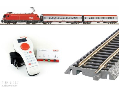 Piko 59026 SmartControl-light start-set ÖBB sneltrein met Taurus