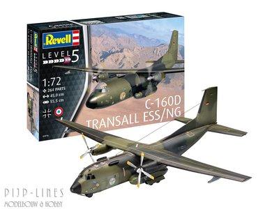 Revell 03916 C-160D Transall ESS/NG 1:72