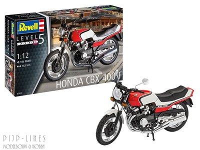 Revell 07939 Honda CBX 400F 1:12