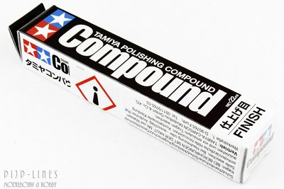 Tamiya 87070 Tamiya Polishing Compound FINISH