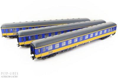 Marklin 42904 NS ICK Intercity rijtuigen set 3-delig H0