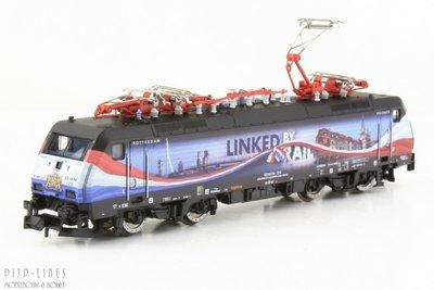 miniTRIX 16894 ERS E-lok BR 189 213 DCC digitaal