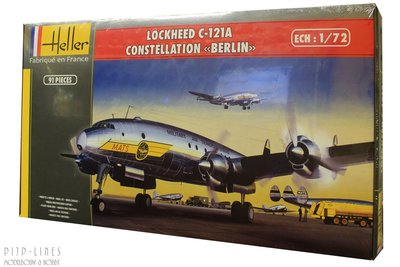 Heller 80382 Lockheed C-121A Constellation Berlin