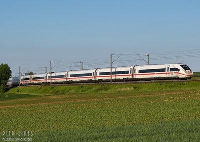 TRIX 22971 DB-AG ICE 4 BR 412/812 5-delige basisset