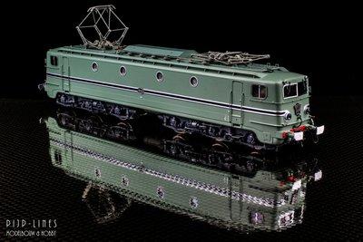 Artitec/REE Models 22.370.01 NS E-lok 1305 Turquoise. DCC Sound 1:87 H0
