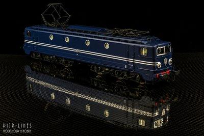 Artitec/REE Models 22.371.01 NS E-lok 1304 Berlijnsblauw. DCC Sound 1:87 H