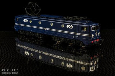 Artitec/REE Models 22.373.01 NS E-lok 1310 blauw NS logo A-sein. DCC Sound 1:87 H0