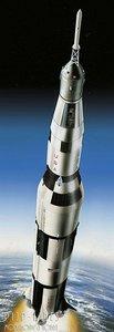 Revell 03704 Apollo 11 Saturn V Rocket 1:96