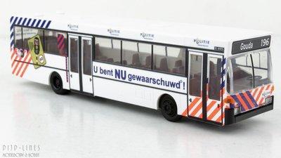 Rietze 71837 Mercedes-Benz O405 Politie ZWN 1:87 H0