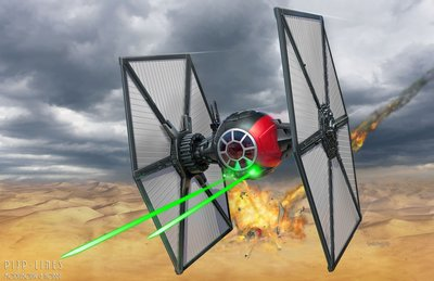 Revell 06745 Star Wars Special Forces TIE Fighter