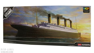 Academy 14215 RMS Titanic schaal 1:400 modelbouw kit