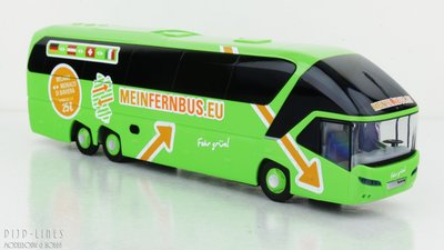 Rietze 66770 Neoplan Starline 2 Flixbus Meinfernbus.eu