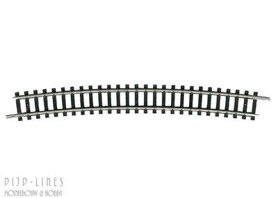 14928 MINITRIX Gebogen rail R6