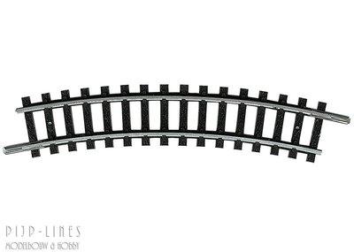 14914 MINITRIX Gebogen rail R1