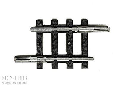 14903 MINITRIX Rechte rails 17,2mm