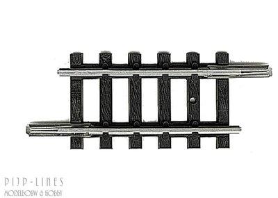 14908 MINITRIX Rechte rails 27,9mm