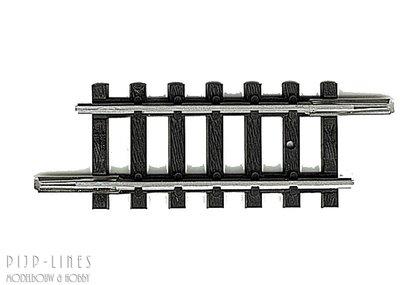 14909 MINITRIX Rechte rails 33,6mm