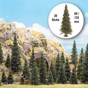 Busch 6476 dennenbomen 1:87 H0