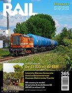 Rail Magazine Spoorweg tijdschrift Nederlands