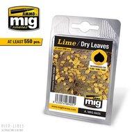 MIG 8405 Limoen Droge bladeren