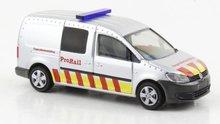 Rietze 52712 VW Caddy Maxi Prorail