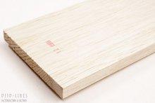 Balsa hout plank 12mm