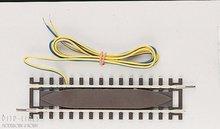 Roco 42421 Line aansluitrails analoog 115mm