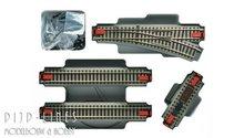 Roco 51251 geoLine rails uitbreidingsset voor digitaal