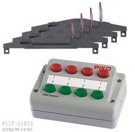Piko 55392 wissel aandrijving set A-Gleis