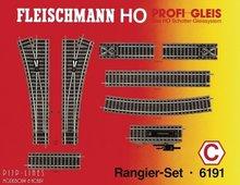 Fleischmann 6191 Rangeer set C 1:87 H0